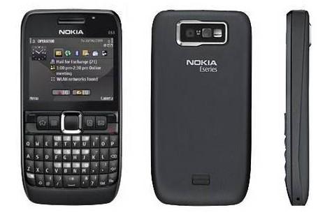Nokia E63 Smartphone
