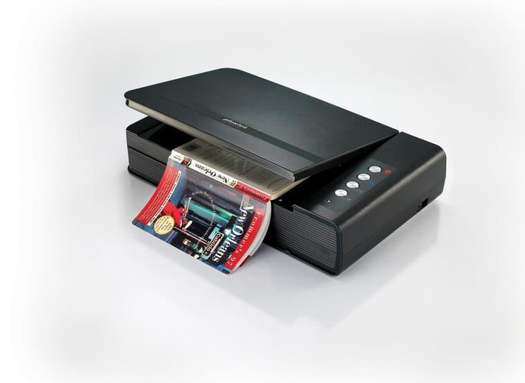 Plustek OpticBook 4600 Book Scanner