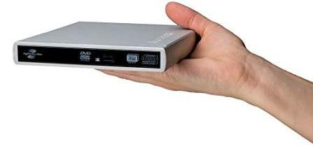 Freecom Mobile DVD RW LS Pro