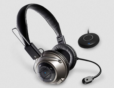 Creative Digital Wireless Gaming Headset HS-1200