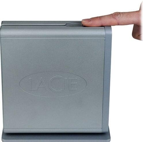LaCie d2 SAFE Hard Drive (1TB)