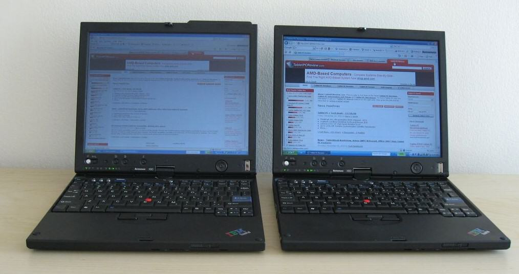 Lenovo ThinkPad X60T