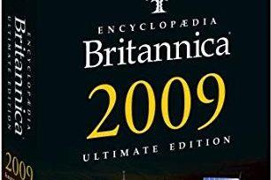 Encyclopaedia Britannica 2009